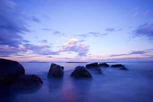 夜明けの海 FYI00259610