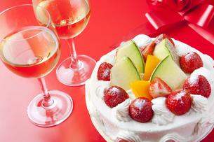 記念日のケーキ FYI00264500