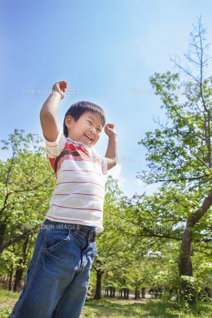 うれしい子供 FYI00264861