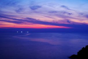 越前海岸の夕暮 FYI00265585