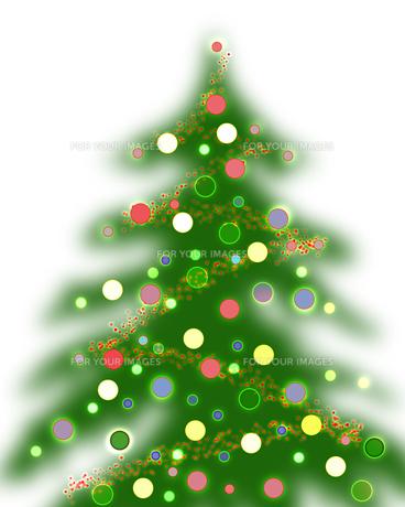 クリスマスツリー FYI00273992