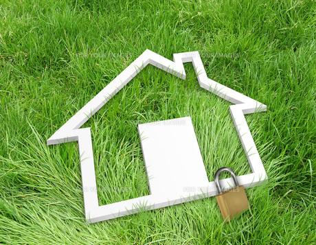家のセキュリティー FYI00274009
