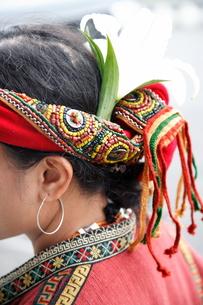 台湾原住民の衣装 FYI00283657