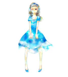 泣き虫の女の子 FYI00283759