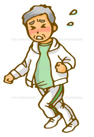 お父さんジョギング FYI00284735