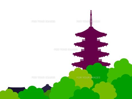 五重の塔 FYI00297617