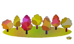 林のイラスト FYI00297706