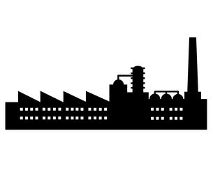 工場のイラスト FYI00297817