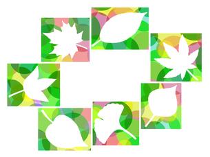 木の葉のイラスト FYI00297951