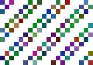カラフルな斜め縞模様 FYI00298000