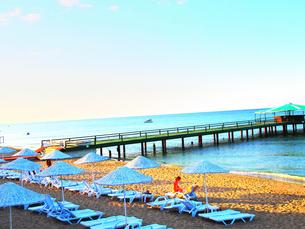 トルコのビーチ FYI00298490