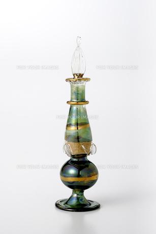 エジプトの香油瓶(緑) FYI00304724
