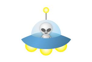 UFOに乗った宇宙人 FYI00308703