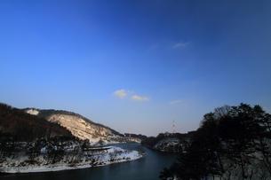 和賀の松島の冬 FYI00314605