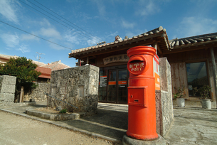 竹富島郵便局 FYI00315440