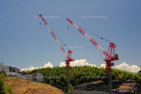 マンション建設現場-1 FYI00316446