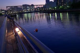 運河/夜景 FYI00317728