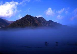 朝霧たなびく FYI00319078