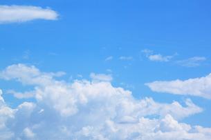 入道雲と青空 FYI00321824