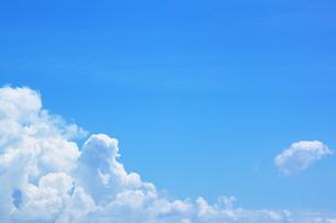 入道雲と青空 FYI00321843