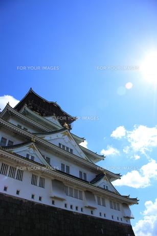 大阪城の裏側 FYI00322065