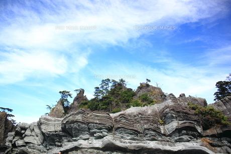 空と奇岩 FYI00322201