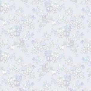 ロココ時代風の花柄 FYI00322832