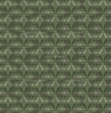 緑色の連続した模様 FYI00322870