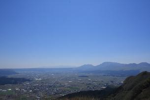 阿蘇外輪山からの景色 FYI00323246