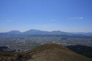 阿蘇外輪山からの眺め FYI00323252
