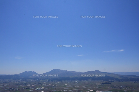 大観望からの阿蘇五岳 FYI00323277