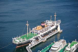 横浜港の氷川丸 FYI00332655