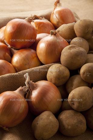 ジャガイモと玉葱 FYI00334253
