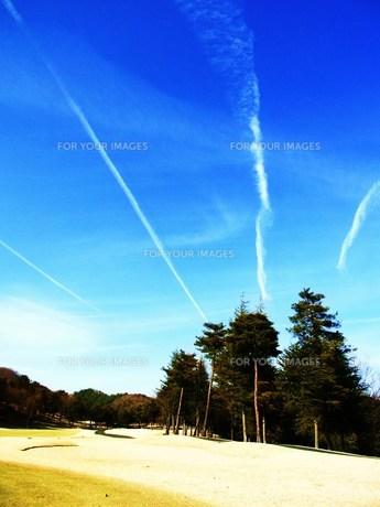 飛行機雲 FYI00335589