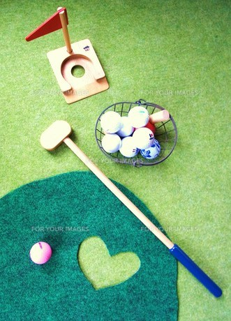 ゴルフ練習 FYI00335594