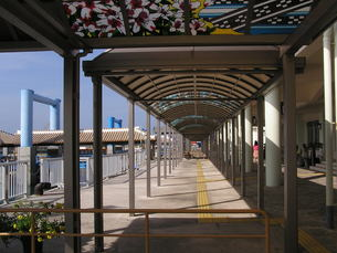 石垣島の離島桟橋 FYI00335794