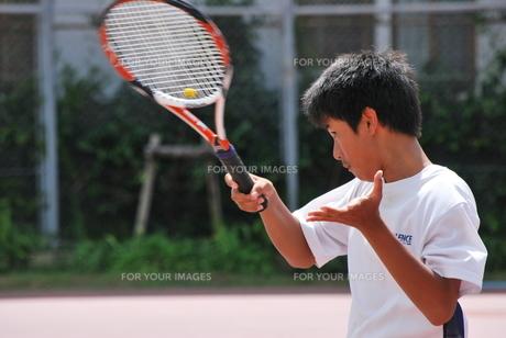 テニスプレーヤー FYI00335960