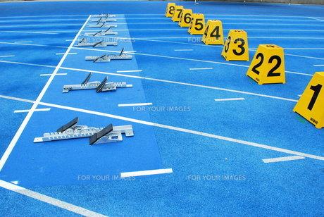 陸上競技 スターティングブロック FYI00335967