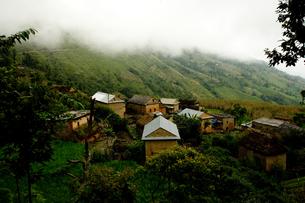 山の集落 FYI00336443