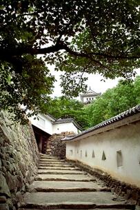 姫路城の一角 FYI00364238