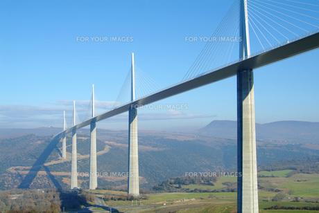 世界一高い橋・ミヨー橋 FYI00364668