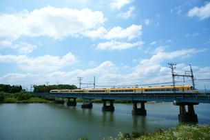 櫛田川と近鉄山田線 FYI00369072