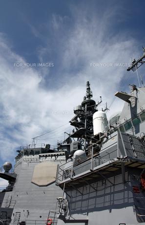 イージス護衛艦きりしまの艦橋 Fyi00369905 気軽に使える写真