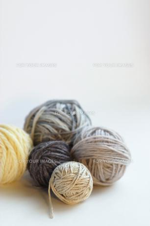余った毛糸 FYI00380171