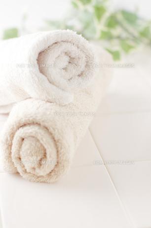 浴室のタオル  FYI00381730