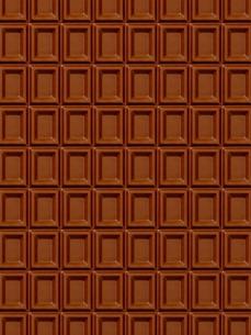 板チョコレートのアップ FYI00382029