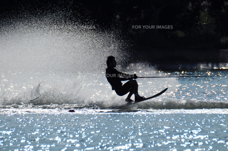 水上スキー FYI00387554
