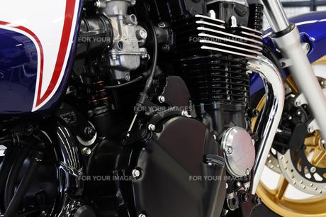 バイクのエンジン FYI00387574