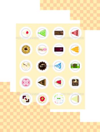 ケーキ色々 FYI00406912