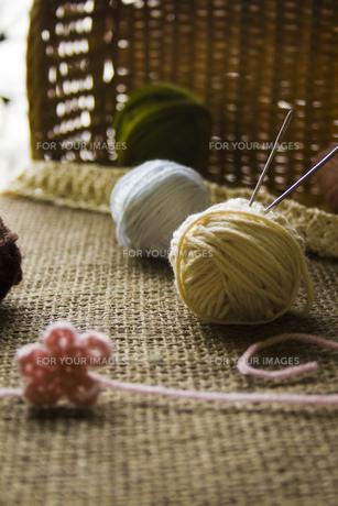 毛糸の玉 FYI00410795